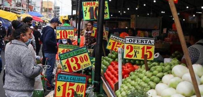 Inflación no cede y se ubica en 6.12% en la primer quincena de octubre